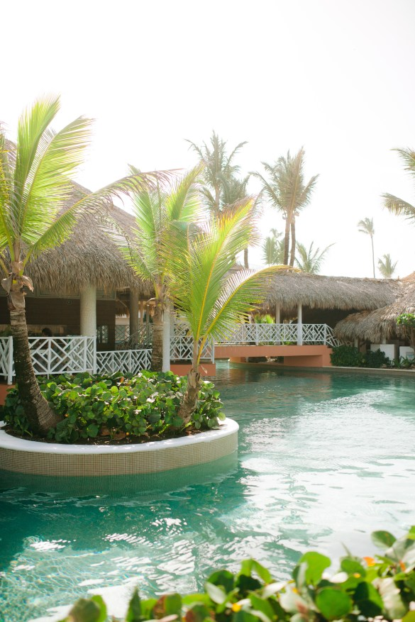 Excellence Resort Dominican Republic featured by top US life and style blogger, Ashley Hodges