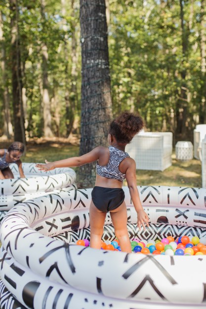 """""""One is Fun"""" birthday party featured by top US life and style blogger, Ashley Hodges"""