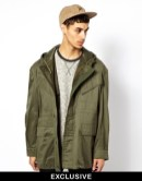 ASOS Reclaimed Vintage Military Jacket