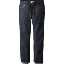 Uniqlo Selvedge Straight Leg Jeans