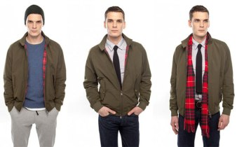 baracuta Ashley Weston