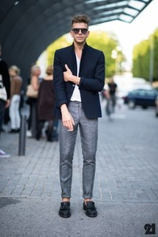 Wool Trouser Style Image 5