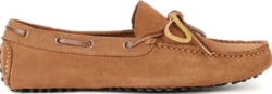 TopMan Suede Driving Loafers