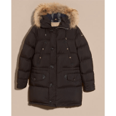 Burberry Down Filled Coat