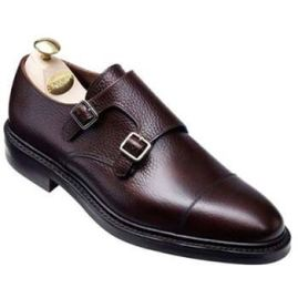 Crockett & Jones Harrogate Double Monk Strap