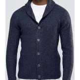 Only & Sons Shawl Neck Cardigan
