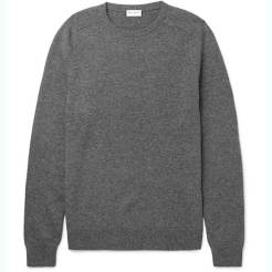 411904f5d965d Saint Laurent Ribbed Cashmere Sweater