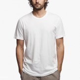 James Perse Short Sleeve Crew Neck T-Shirt