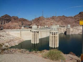 Hoover Dam, August 2012