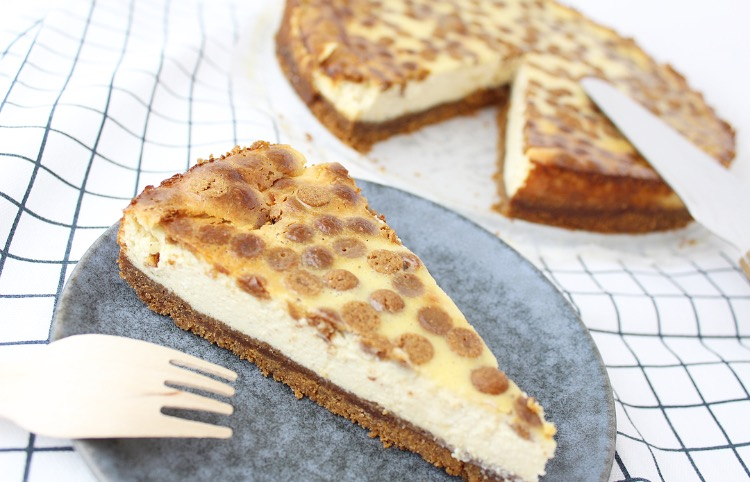 speculaas cheesecake