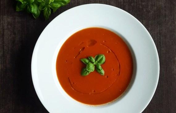 tomaten-paprikasoep