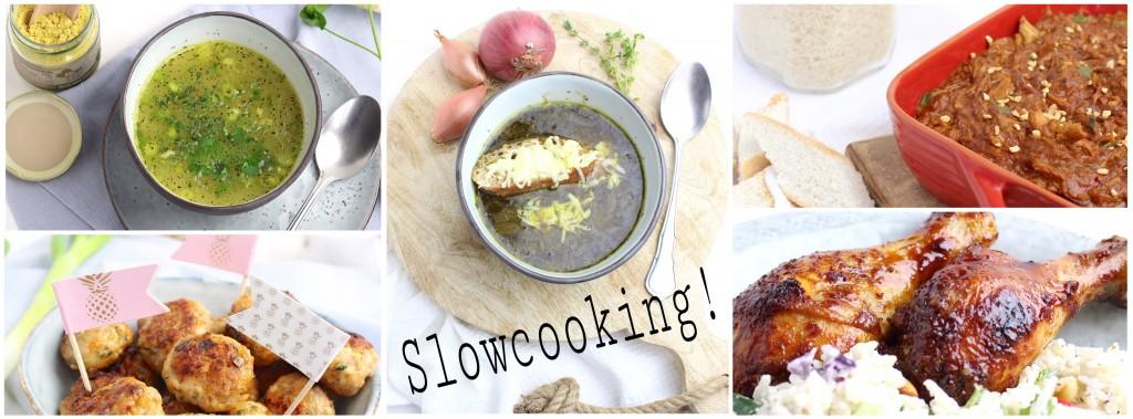 Recepten voor de slowcooker op een rij