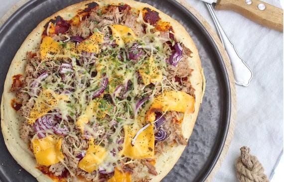 Ik ben trouwens fan van de (bloemkool) pizza bodems van Magioni!