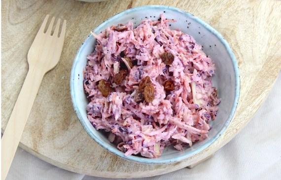 Zelf koolsla (coleslaw) maken