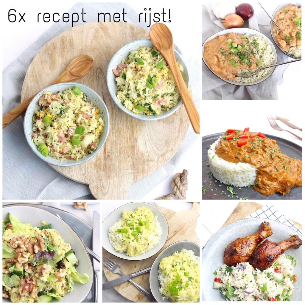 6 lekkere recepten met rijst!