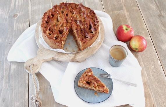 De lekkerste eenvoudige appeltaart