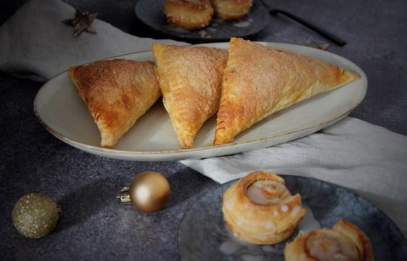 Appelflappen en cinnamon rolls