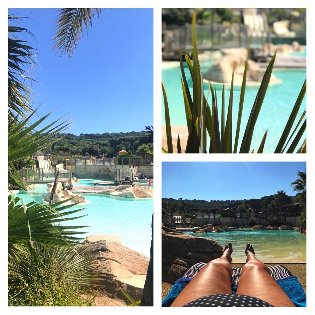Vakantie vieren op een camping in Zuid-Frankrijk