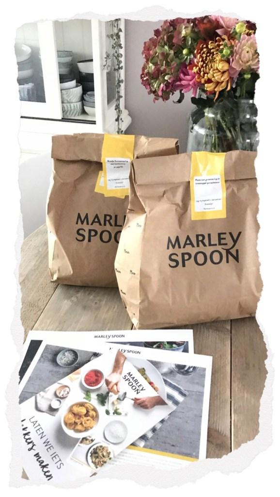 Aan de slag met Marley Spoon
