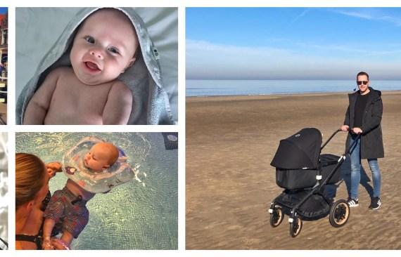Weekendje weg met een baby van 3 maanden
