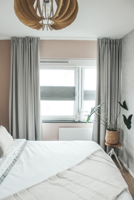 Kleine slaapkamer make-over