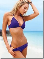 Candice Swanepoel for Victoria's Secret Swim 2013