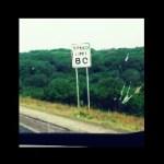 Bye Texas!