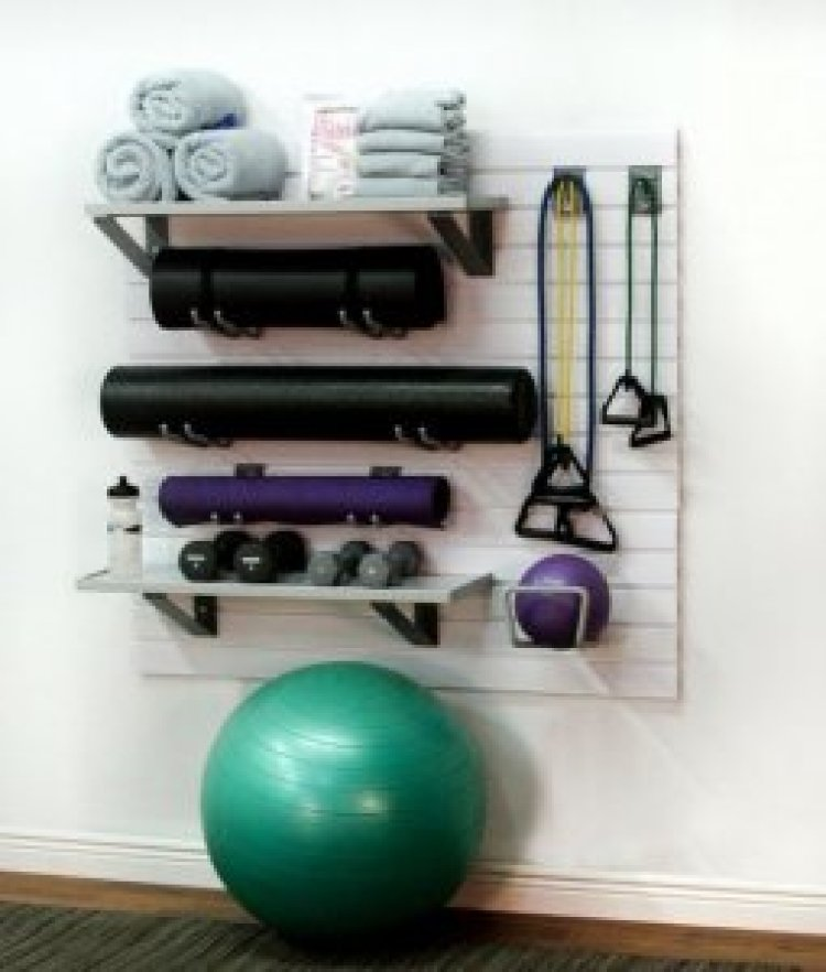Small Space Home Gym