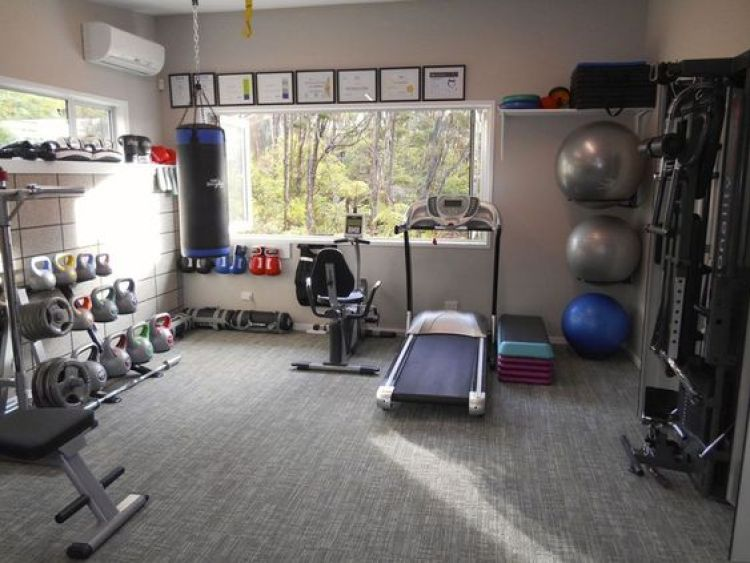 home gym ideas pinterest