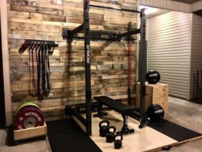 Home Gym Ideas on A Budget