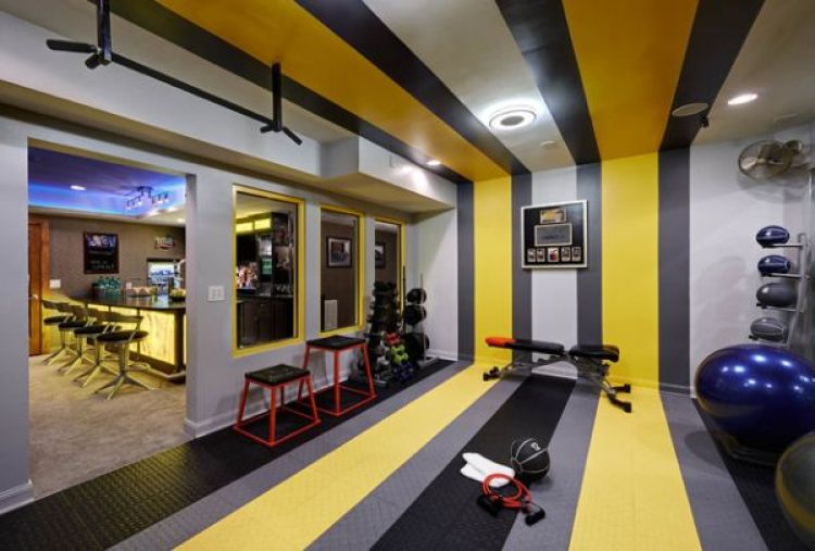 dual-use home gym ideas