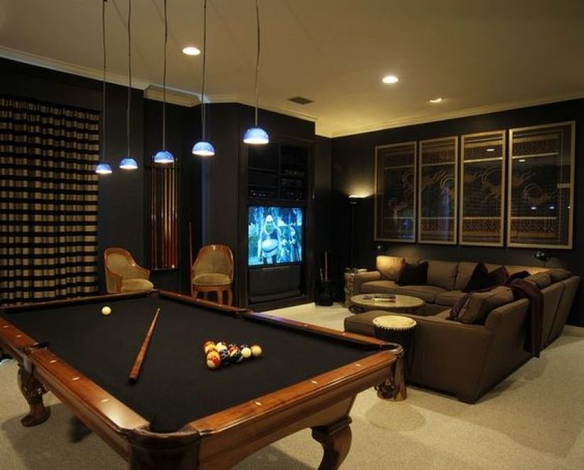25 Best Game Room Ideas A Guide For Gamers Home Decor