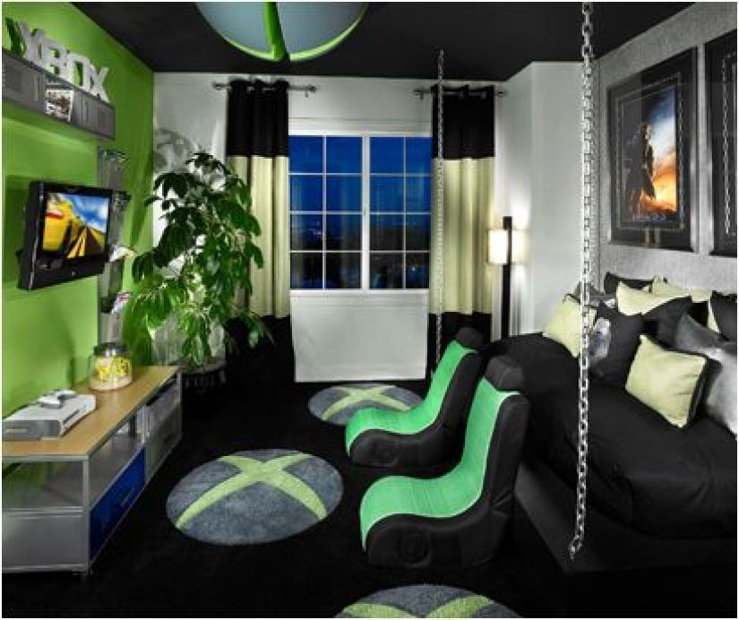 small space game room ideas