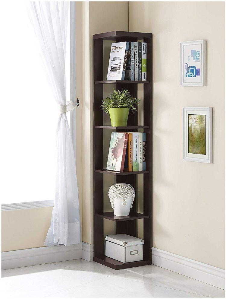 corner shelf ideas