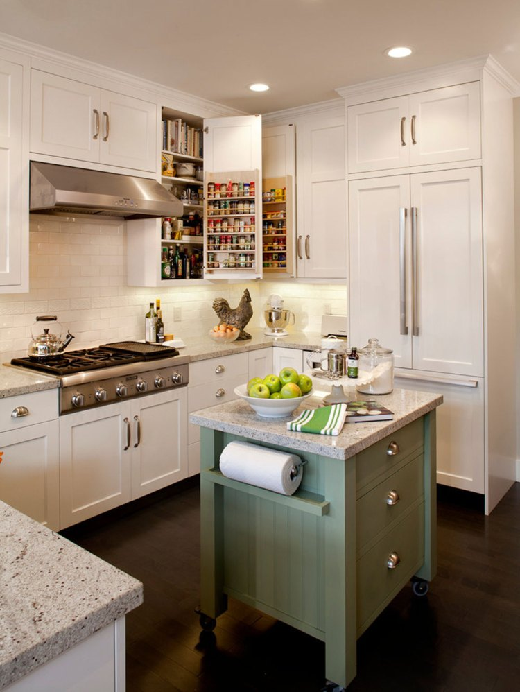 Spice Rack Ideas for Pantry
