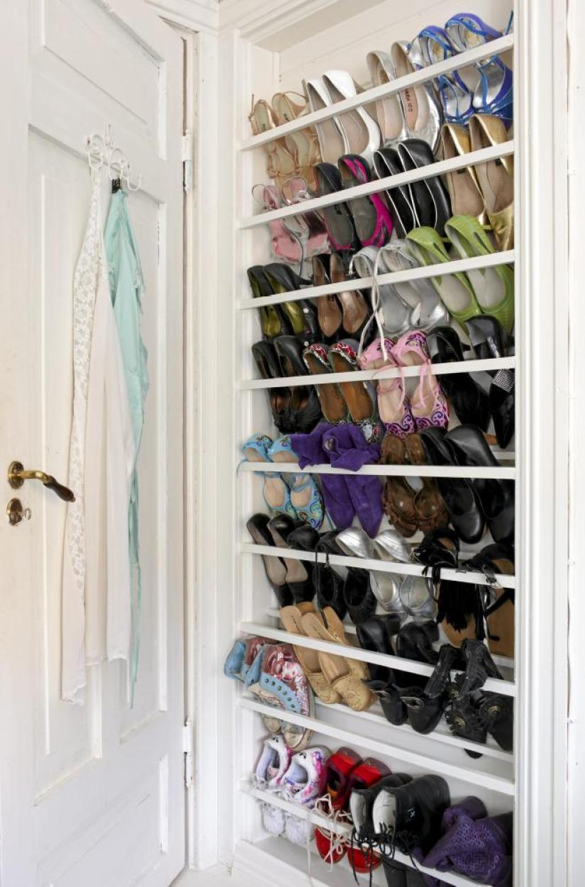 Shoe Rack Ideas for Closet