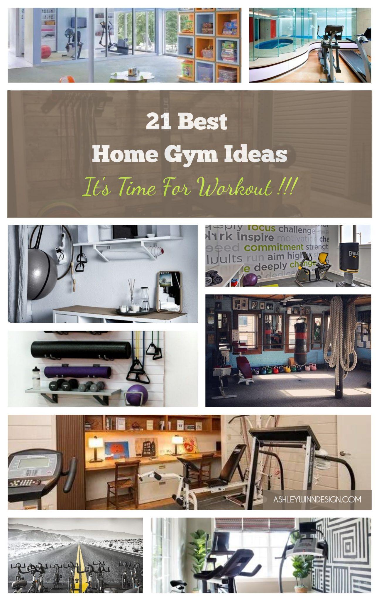 Home Gym Ideas