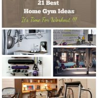 Home Gym Ideas [Gym Equipment On A Budget]