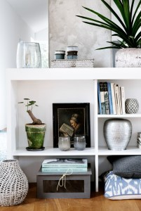 shelf decor ideas