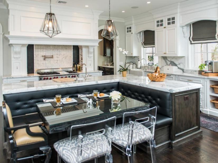l shape small kitchen designs