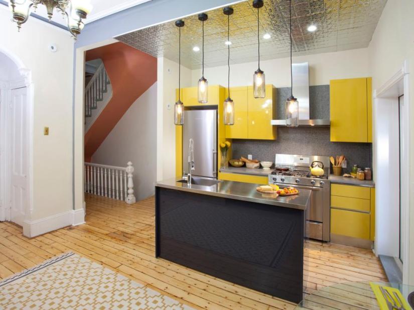 one wall kitchen layouts