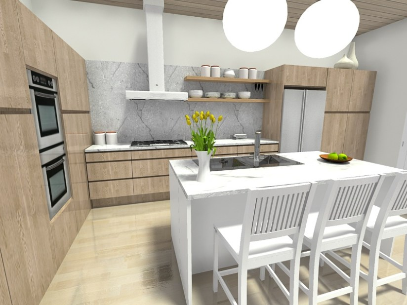 kitchen layout ideas