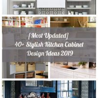[Most Updated] 40+ Stylish Kitchen Cabinet Design Ideas You'd Wish to Own