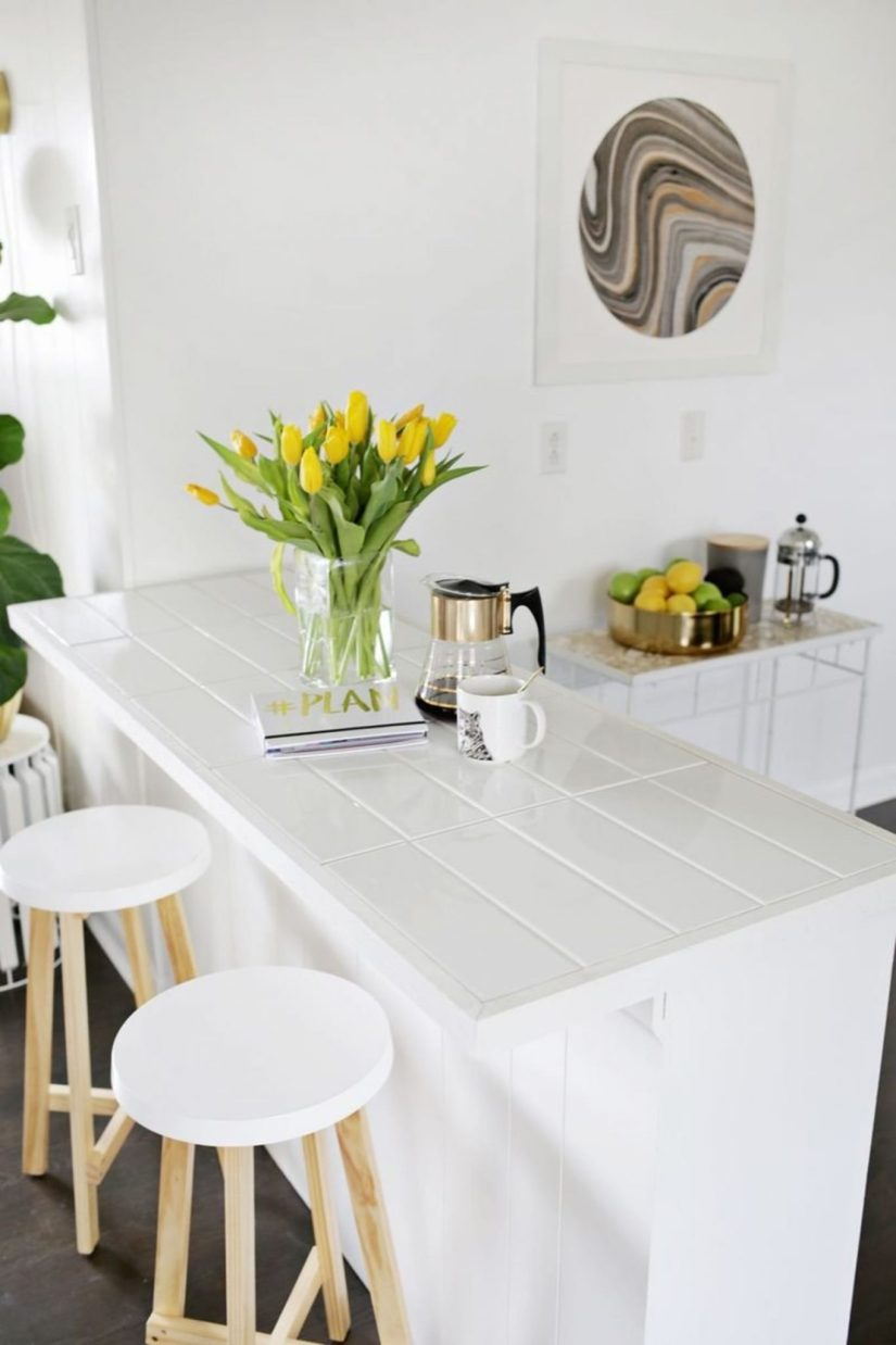 kitchen countertop ideas on a budget