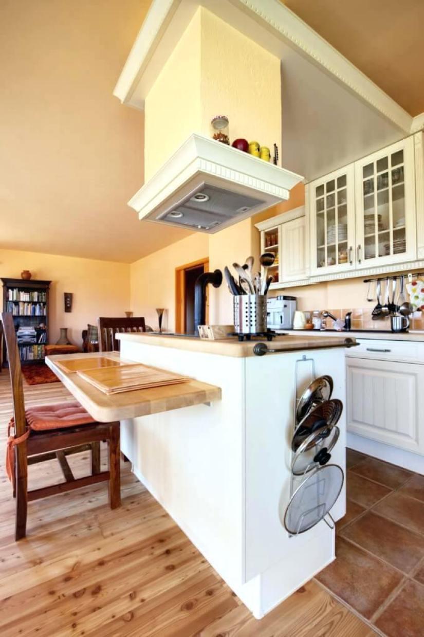 Small Kitchen Design Ideas Island