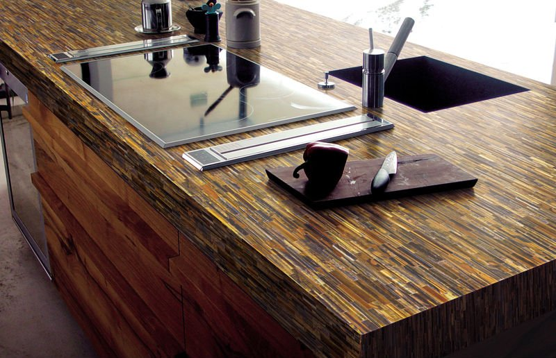 Charmant ... Inexpensive Kitchen Countertops Options ...