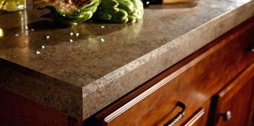 kitchen countertops edge options