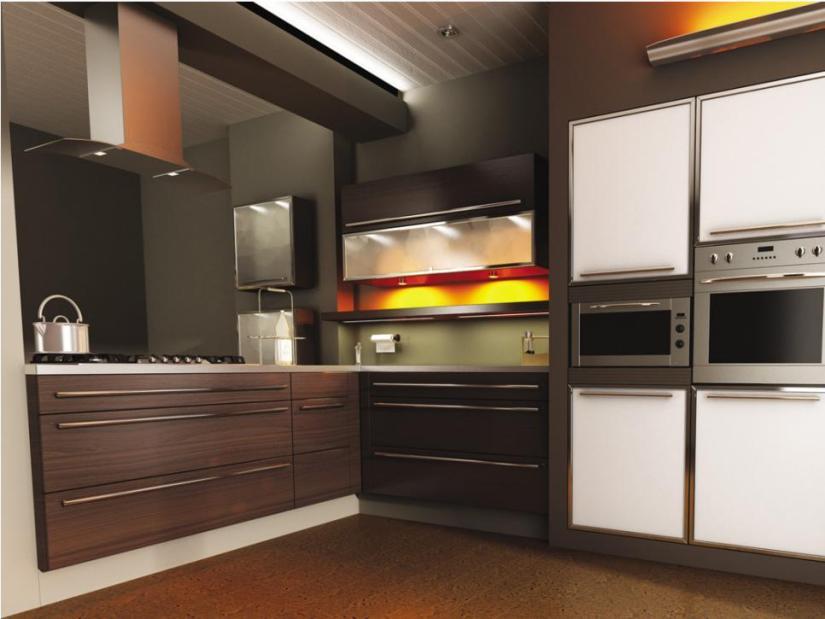 kitchen flooring designs ideas