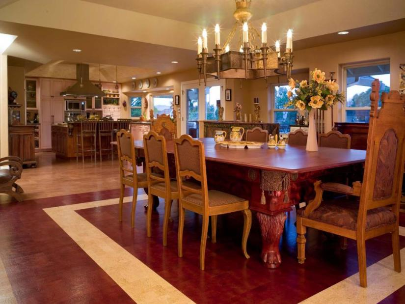 kitchen flooring ideas on a budget