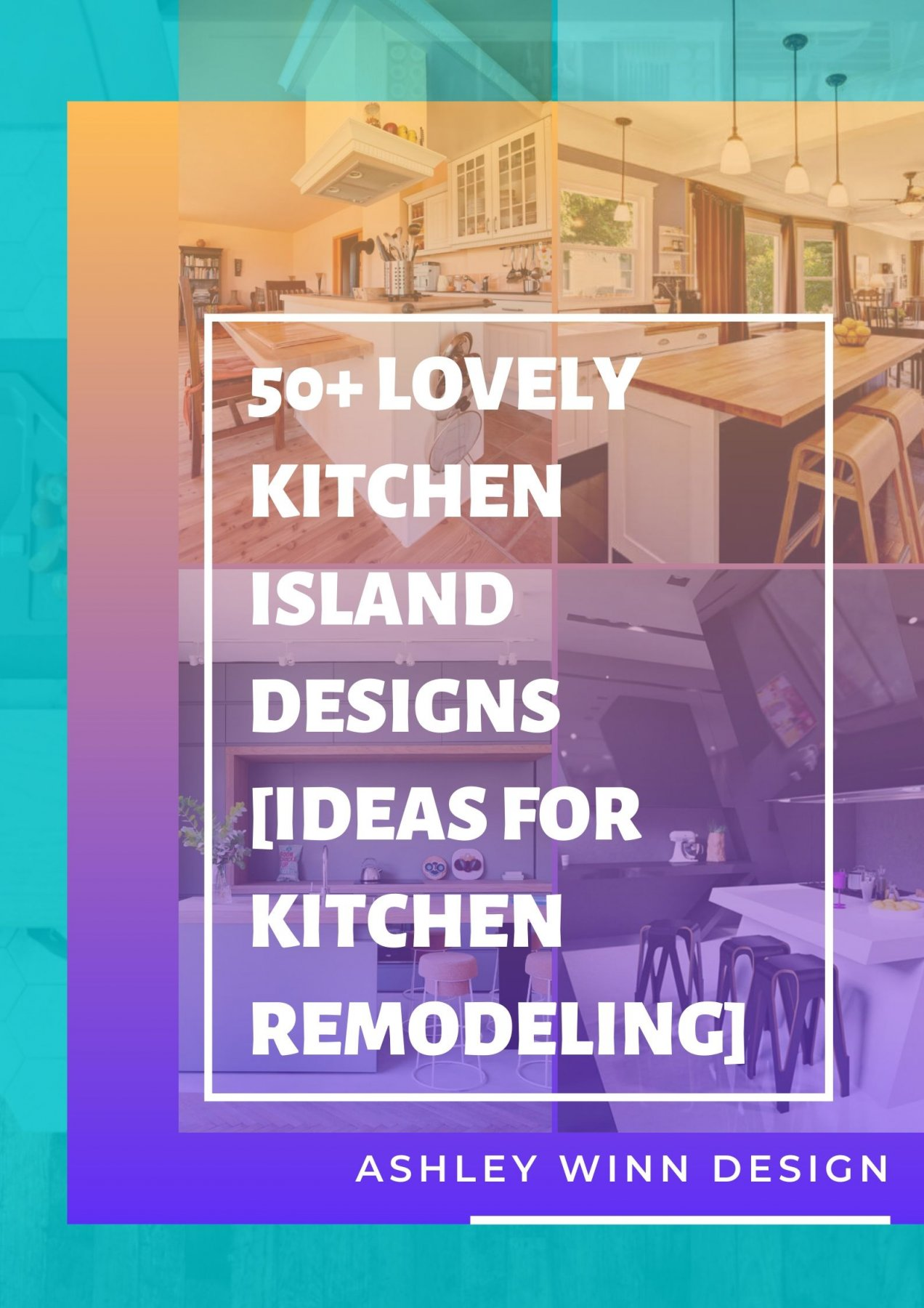 50 Lovely Kitchen Island Designs In 2021 Ideas For Kitchen Planning